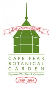 Cape Fear Botanical Garden 25th Anniversary
