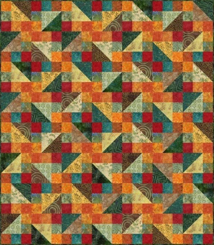 quilt monday november and yellow millie s quilts orange quilting